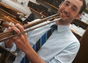 Natural Trumpet, Bates Museum, Oxford University